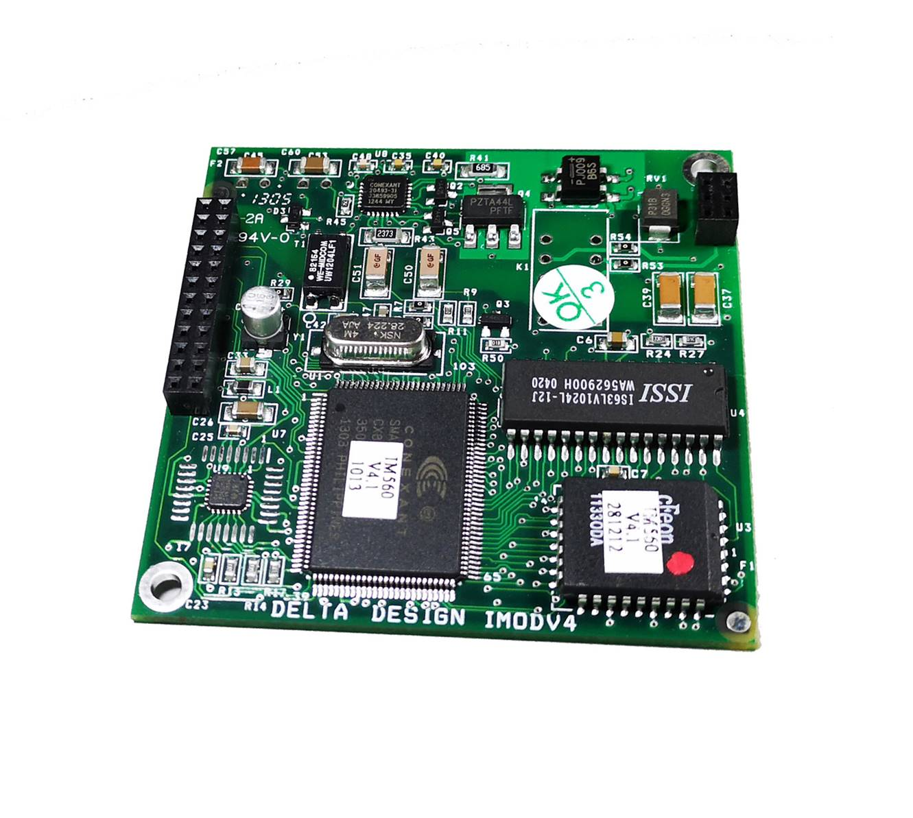 PSTN V92 Modem Module The Development Of I Modules And Other Embedded Applications Was One Most Important Activities Bausch Datacom